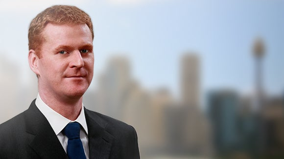 ANZ Robert Walters Director James Nicholson